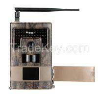12MP invisible Night Shoot GSM GPRS MMS Digital Hunting Camera Waterproof