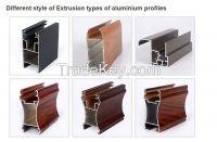 Aluminium Industrial Extrusion