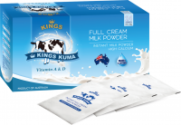 Kings Kuma Full Cream Milk Powder Sachet Box