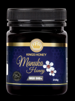 Kings Manuka honey MGO 500, 250g , Active 15+