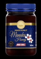 Kings Manuka honey MGO 300, 500g , Active 10+