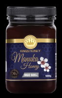 Kings Manuka honey MGO 600, 500g , Active 16+