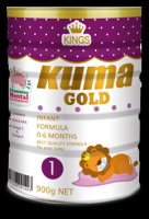 Kings Kuma Gold Step 1