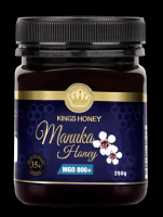 Kings Manuka honey MGO 800, 250g , Active 20+