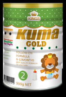 Kings Kuma Gold Step 2