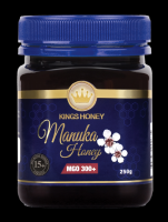 Kings Manuka honey MGO 300, 250g , Active 10+