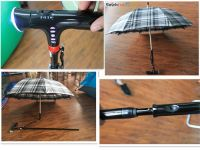 Creative High-Quality Electronic Gifts for The Elderly Cane Umbrella Siren Can Be Customized