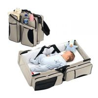 Foldable infant carry crib baby bag New