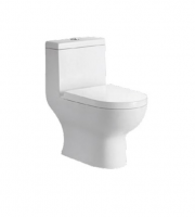 Bathroom Commode latest model with small back