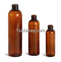 Round Plastic Bottle
