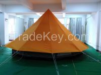 5M outdoor camping luxury bell tent