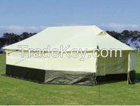 UNHCR refugee tent