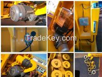 SGS JS1000 Twin shaft Compulsory Concrete Mixer