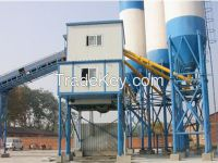 Hot Minrui Group HZS90 Ready Mixed 90m3/h Concrete Batching Plant