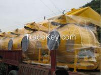 Minrui Group JZC350 Mobile Drum Concrete Mixer