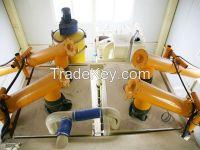 120M3/H China HZS120 Stationary Concrete Batching Plant