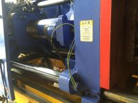 Used plastic injection molding machine: MEIKI 200T