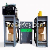 High frequency plywood/veneer wood bending press machine for sale