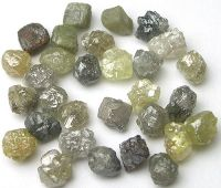 Natural Industrial White Loose Rough Diamonds