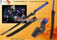 cartoon & anime game unlight cosplay rudia steel sword