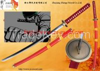 cosplay cartoon & anime sword one piece roronoa zoro steel samurai kat