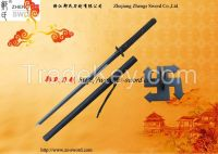 cosplay cartoon & anime sword half-handmade carbon steel katana