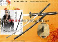cosplay anime & game sword final fantasy Sephiroth carbon steel sword