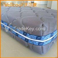 Wellcool 3d mesh fabric mattress