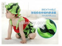 Baby romper summer watermelon persimmon other newborn baby clothes cl