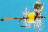 Dry Fishing Flies