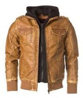 Fasion Leather Jacket 2