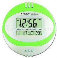 Digital Clock Wall Clock Desk Clock LCD Clock WITH CALENDER KD-3806-2