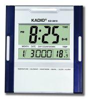 Digital Clock Wall Clock LCD Clock WITH CALENDER KD-3810