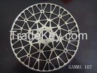 Gamma 107T drive wheel