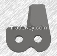 Ishikawa cutter blade ST-A-04