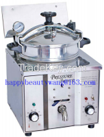 electric pressure deep fryer from China manufacturer