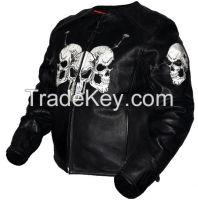 Motorbike Skull Jacket