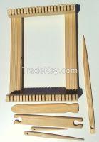 12x12 inch weaving loom kit Lot of 100