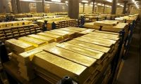 23 carat Gold Nuggets And Bars Processed