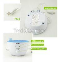 Drop shape spray mist LED aromatherapy Humidifier GL-6650