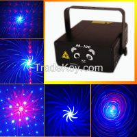 Top Seller M-100 Stage Laser Lighting Fashion&Cute Design Home Party KTV