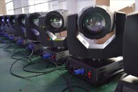 High Quality 2-years Warranty Rotation Knob LCD Colorful Display Stage Beam Light Sharpy 5R 200W Moving Head Light
