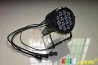 High Quality LED Outdoor Wash Lightings 14X9W RGB 3in1 Tri-color Waterproof IP65 PAR Can Light