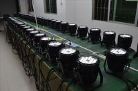 High Quality LED Outdoor Wash Lightings 18X15W RGBWA 5in1 Colors Waterproof IP65 PAR Can Light