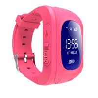 Q50 Smart Watch OLED Screen Children Baby Tracker Satellite Monitor SOS Phone Call GPS Watch