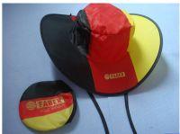 Foldable cap