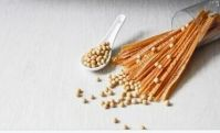 Organic soybean pasta