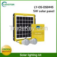 Solar ligthing kit solar power light