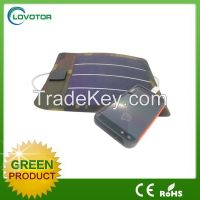Solar panel charger solar mobile charger for phone USB port