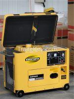 5.5KVA silent portable generator
